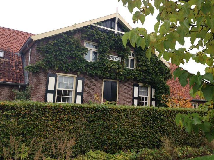 Piet Oudolf's house, Hummelo, Gelderland, NL