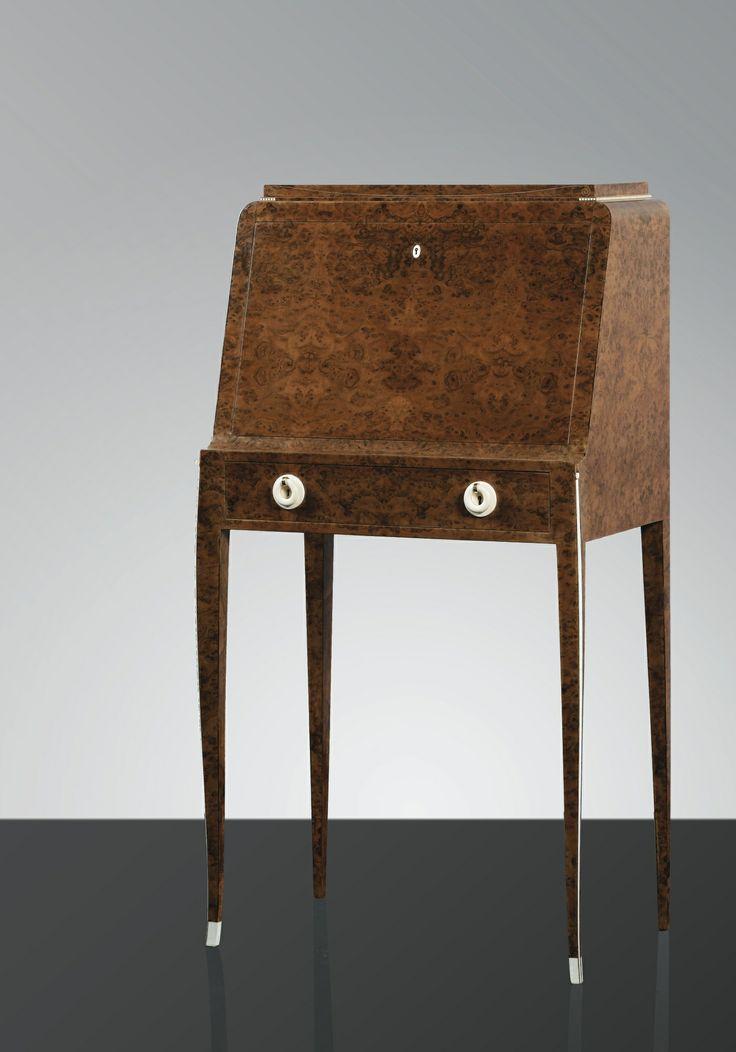 Emile jacques ruhlmann 1879 1933 secrétaire modèle tibattant vers 1923 art deco