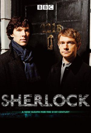 Sherlock - Brilliant show.
