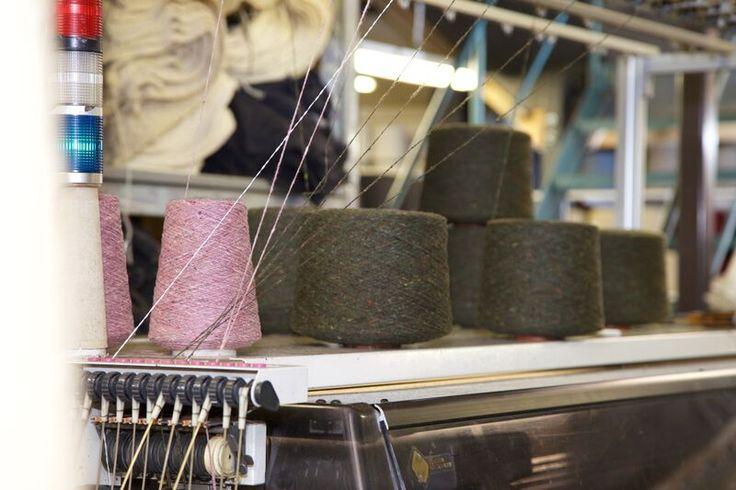 Aran  Knitwear From Dublin - http://blog.irelandseyeonline.com/luxe-heritage-aran-knitwear/