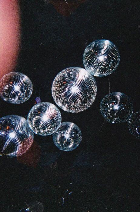 disco balls ! Ex party Girl
