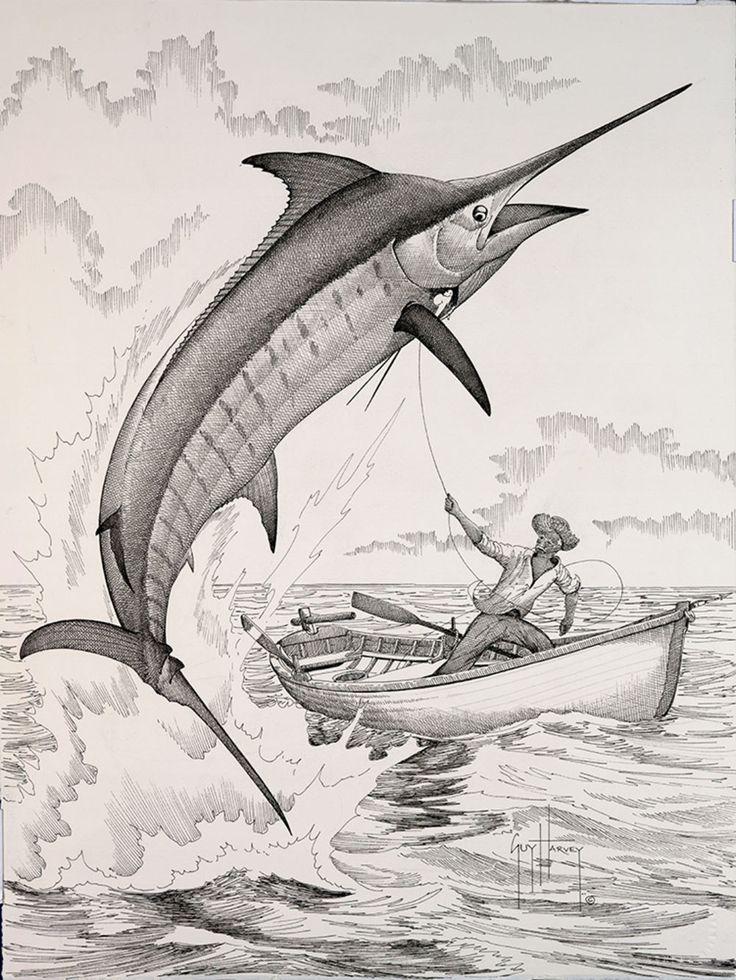 Guy Harvey: His 50 Favorite Paintings | Sport Fishing Magazine