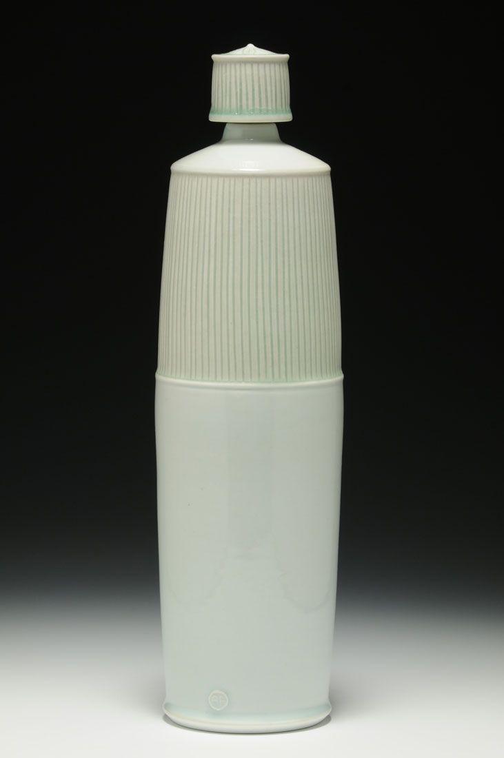 1000 images about adam field on pinterest cobalt blue for Liquor bottle vases