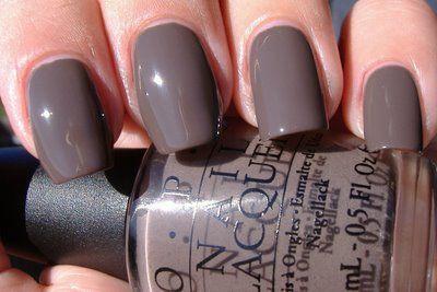 warm gray, almost purple nails by opi via regina faith blogMatte Nails, Nails Trends, Fall Nails, Winter Colors, Nails Colors, Nailpolish, Nails Polish, Beautiful Blog, Long Nails