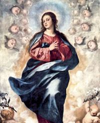 Solemnity of the Immaculate Conception - December 08, 2012 - Liturgical Calendar - Catholic Culture