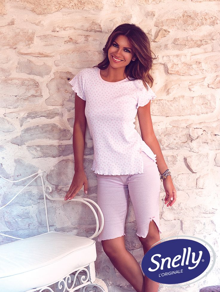 Snelly Intimo #Outfit #Night with Alessia Ventura.