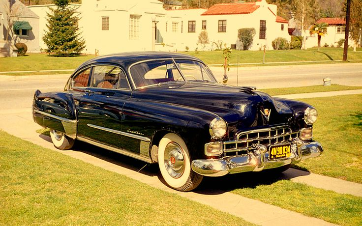 Old Photos Of The Old Cadillac Cadillac Car