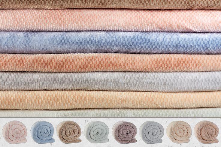 Blanket BED&BATH 100% Supersoft Polyester