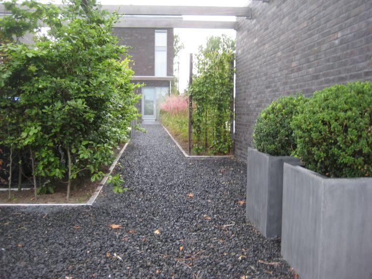 17 beste idee n over tuin hagen op pinterest hagen privacy landschapsarchitectuur en - Moderne landschapsarchitectuur ...