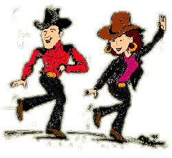 It's country time!  Line dance anybody?