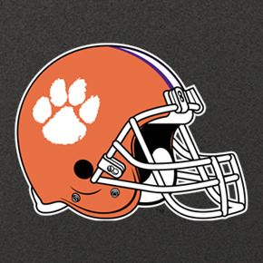 Clemson - Mascot Helmet design for your OtterBox® Commuter Case for iPhone 6S/6 Plus. Premium quality printing on OtterBox, Mophie and other top cases.