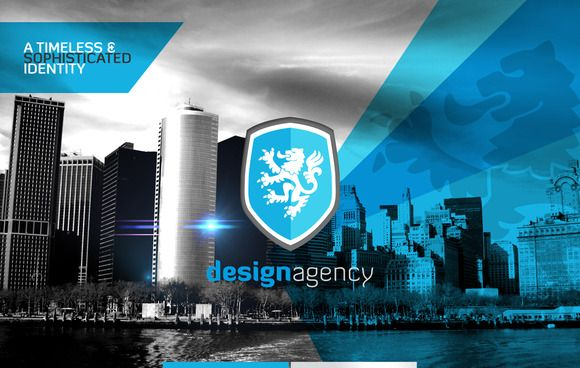 Check out RW Heraldic Agency Corporate ID by Reclameworks on Creative Market