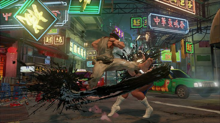 Check out Street Fighter V in action at the Capcom Cup in San Francisco #streetfighterv #sfv #pc #ps4 #gaming #news #vgchest