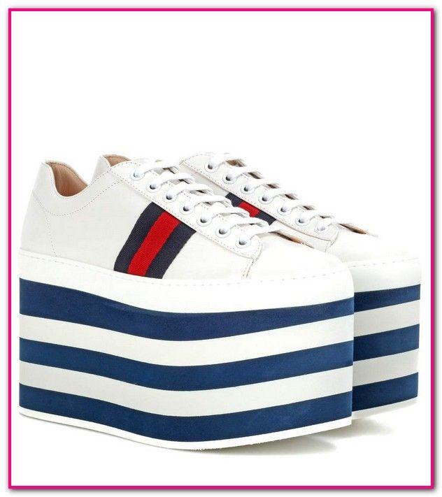 on sale ca9de 2cf02 Gucci Schuhe Damen Sneaker-Gucci Damen – Sportschuhe.. Dan ...
