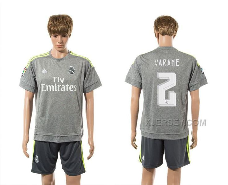 http://www.xjersey.com/201516-real-madrid-2-varane-away-jersey.html 2015-16 REAL MADRID 2 VARANE AWAY JERSEY Only $35.00 , Free Shipping!