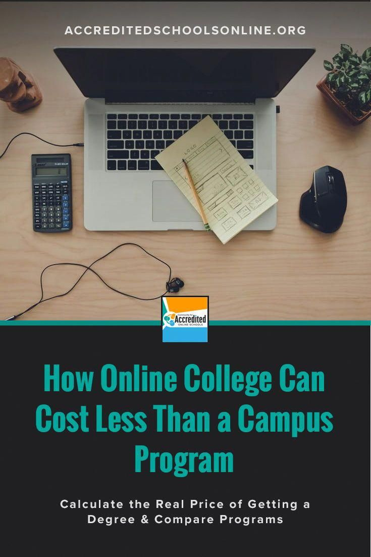 One of the biggest reasons for the boom in online college is