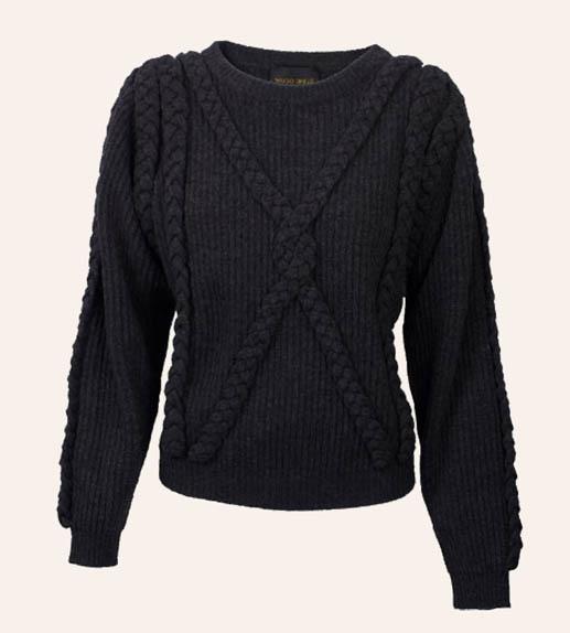 gorgeous Goya knit