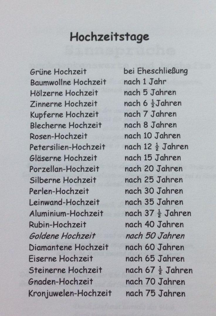 Lustige Gedichte Hölzerne Hochzeit - Hochzeit in 2020 ...