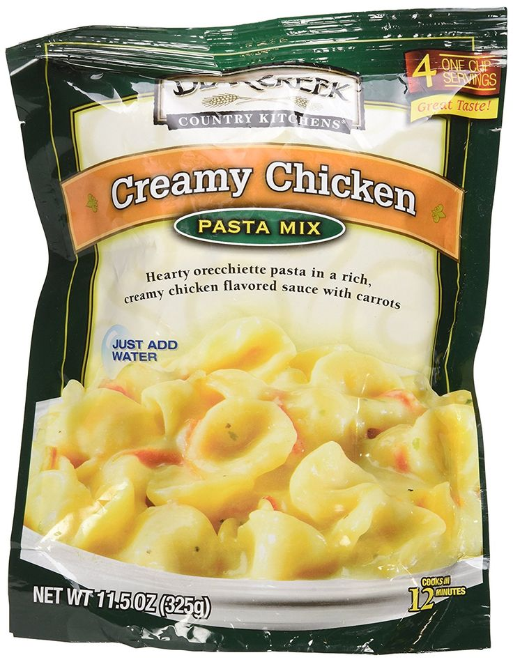 Bear Creek 11.5 oz. Entree Pasta Creamy Chicken, Case Of 6 ** Check this awesome product by going to the link at the image.