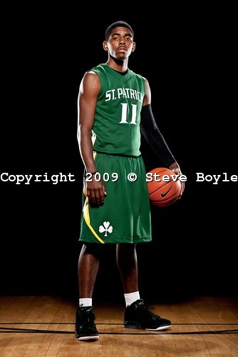 Kyrie Irving - 2011 NBA #1 Draft Pick