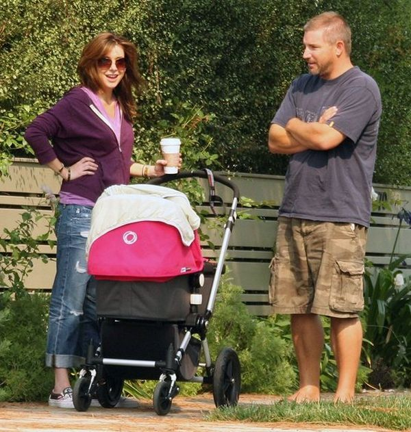 Celebrity Strollers [INFOGRAPHIC] | The PishPoshBaby Blog
