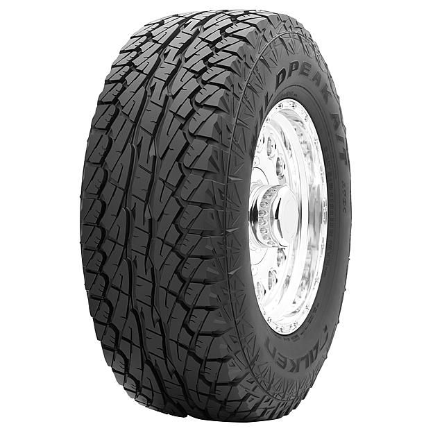 The Tires I Got For My Truck Are Falken Wildpeak A/T