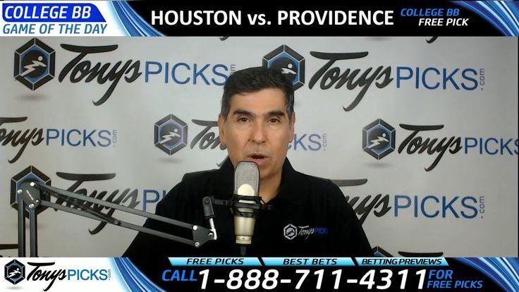Houston Cougars vs. Providence Friars Free NCAA Basketball Picks and Predictions 12/20/17 - NCAA Videos