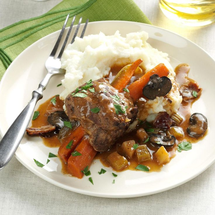 Grandma Schwartz's Rouladen Recipe -This was one of my Grandma Schwartz's recipes. Grandpa Schwartz was a German butcher and this was one of his (and our) favorite meals. It's an extra-special beef entree when served with mashed potatoes made with butter and sour cream.—Lynda Sharai, Summer Lake, Oregon