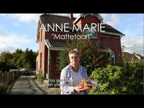 Recept mattentaart, op grootmoeders wijze. Grandma's Design