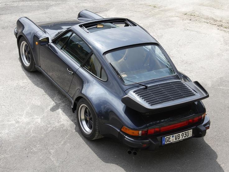 1986 911 (930) turbo 3.3