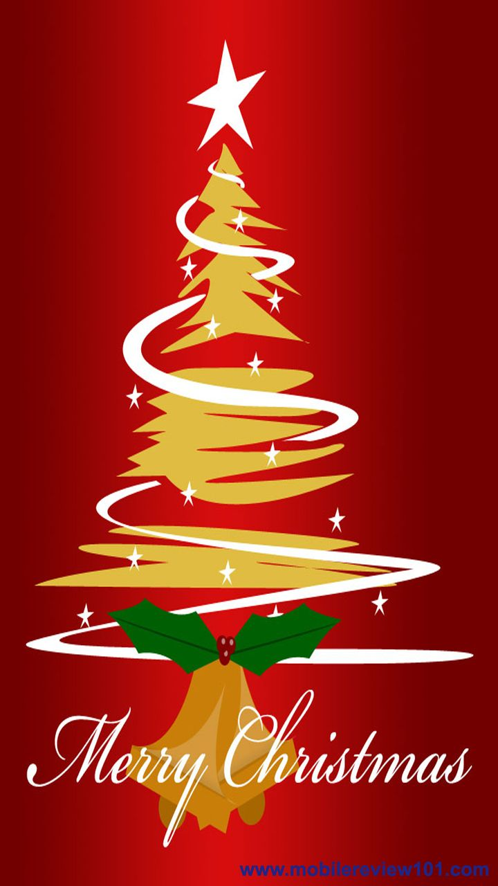And Year Phone Merry Wallpaper Cell Christmas Happy New