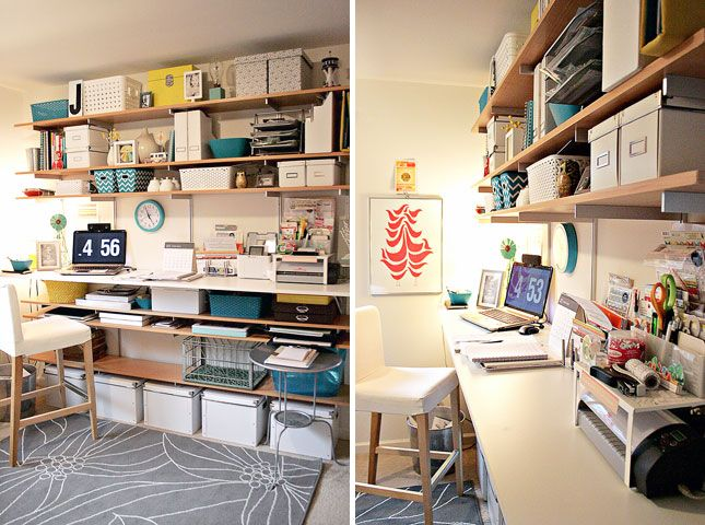 Elevated Workspace | 10 Do-It-Yourself Standing Desks