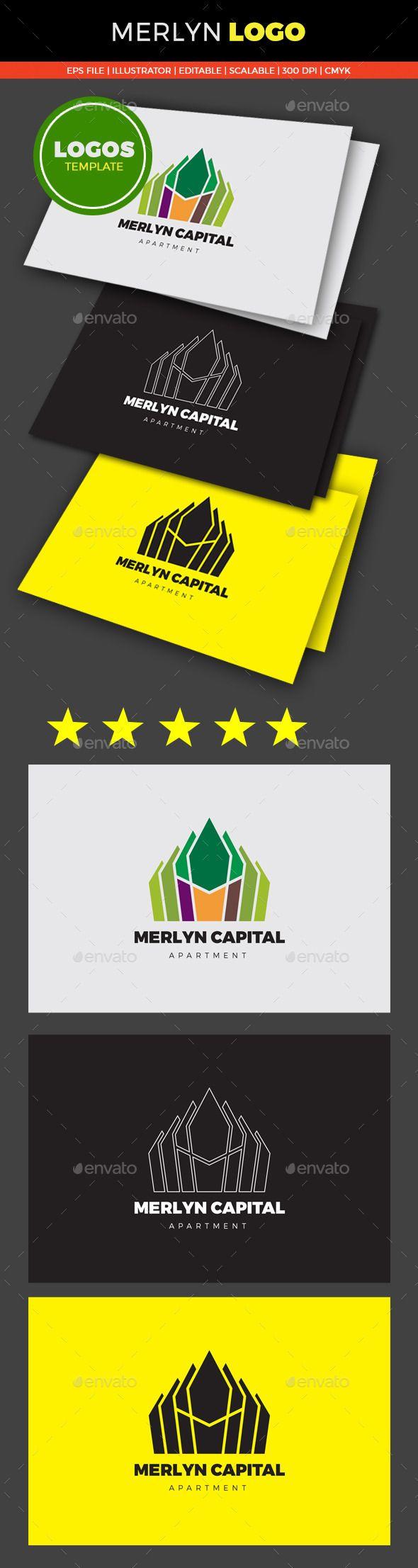 Merlyn Park Logo