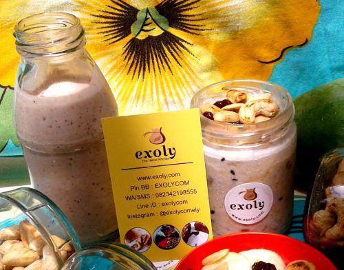 Sarapan Praktis dengan Oatmeal & Oatmilk