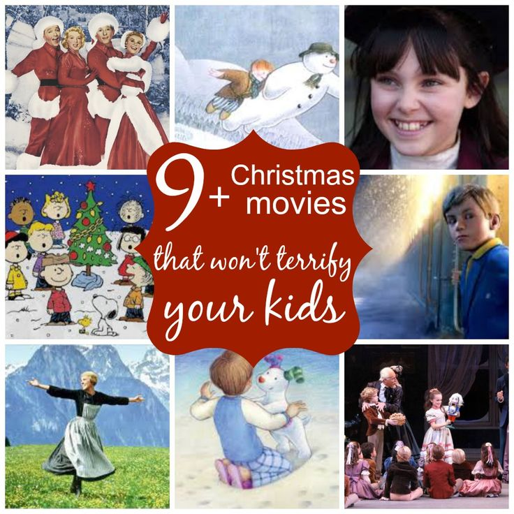 9+ family Christmas movies that won't terrify your kids | Modern Mrs Darcy
