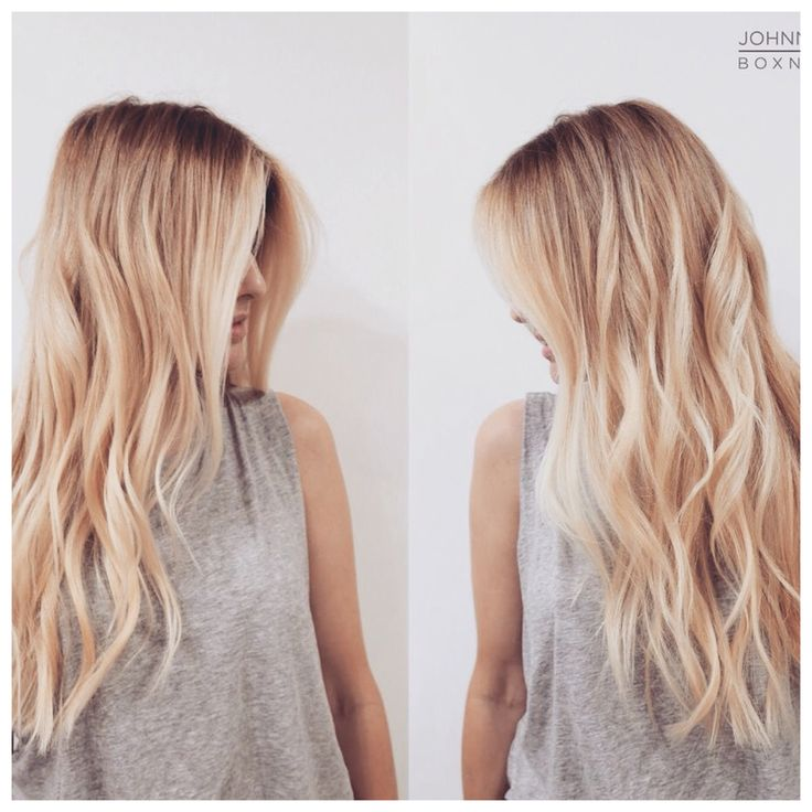 Hair length goals