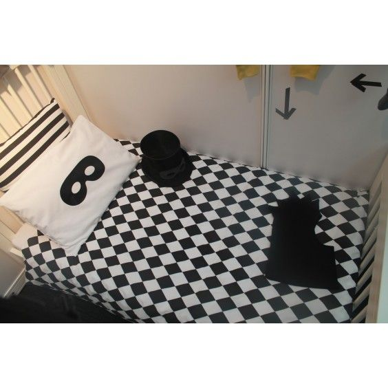 Beau Loves Bedding Cot Bed - Harlequin - Beau Loves - Shop by Brand - Ragamuffins New Zealand