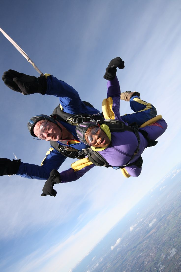 Former Centrepoint young person Tori has taken on a skydiving challenge to raise funds for Centrepoint, the charity that she says changed her life.
