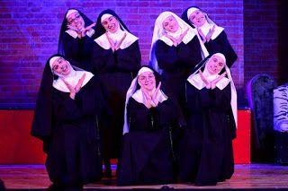 TG Musical e Teatro in Italia: NUNSENSE- Una perla del teatro musicale in Italia....