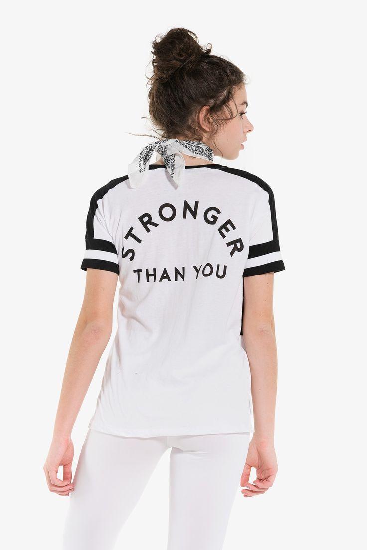 Stronger MOVE tee