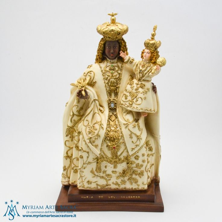 Madonna del Soccorso venerata in San Severo #madonnadelsoccorso