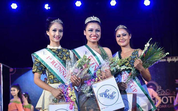 Guwahati Girl Anindita Kakoti Wins The Title Of Loti Ghoti -4947