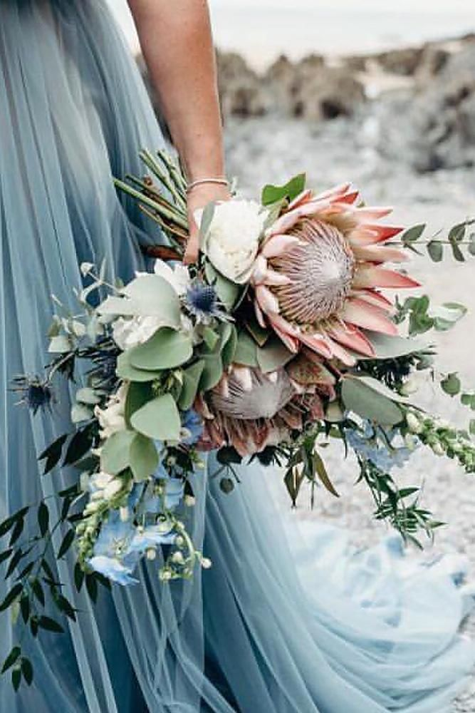 42 Beautiful Wedding Bouquets That Are Unique Wedding Forward Cascading Wedding Bouquets Unique Wedding Flowers Unique Wedding Bouquet