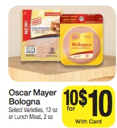 Kroger: Oscar Mayer Bologna Only $0.20!  No Coupons Needed! - http://www.livingrichwithcoupons.com/2013/06/kroger-oscar-mayer-bologna-only-0-20-no-coupons-needed.html