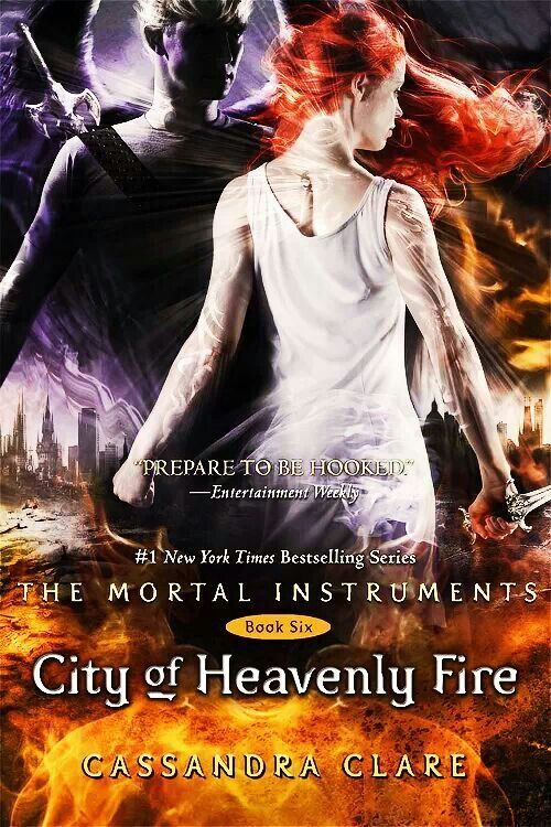 city of heavenly fire cover - photo #1