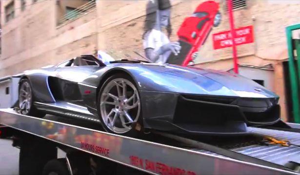 Cars - Vidéo : Chris Brown prend livraison de sa Rezvani Beast ! - http://lesvoitures.fr/video-chris-brown-prend-livraison-de-sa-rezvani-beast/
