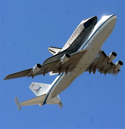 space shuttle landing white sands new mexico - photo #25