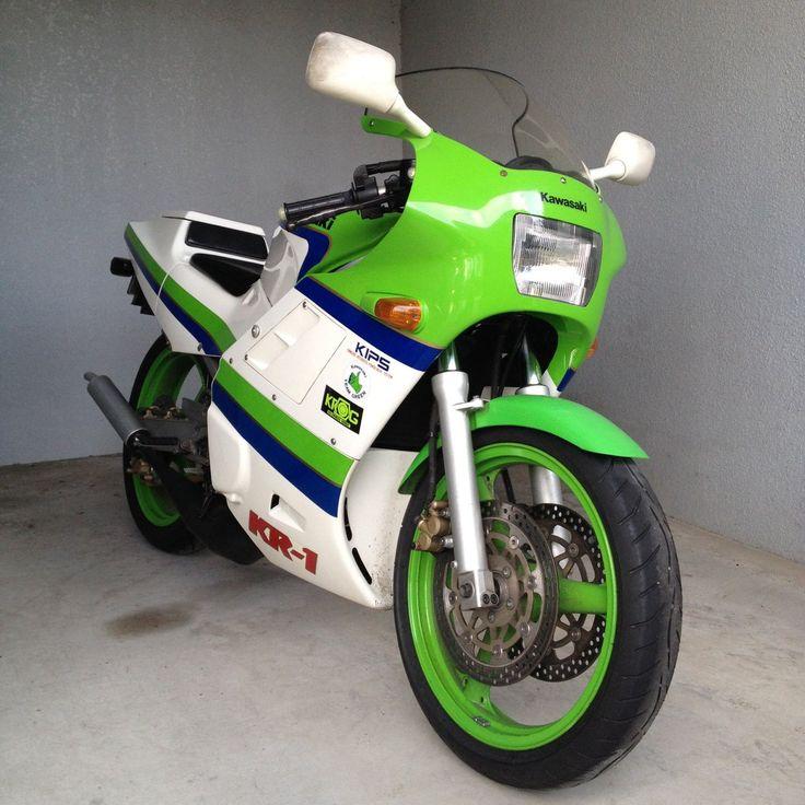 #KR-1 #Kawasaki