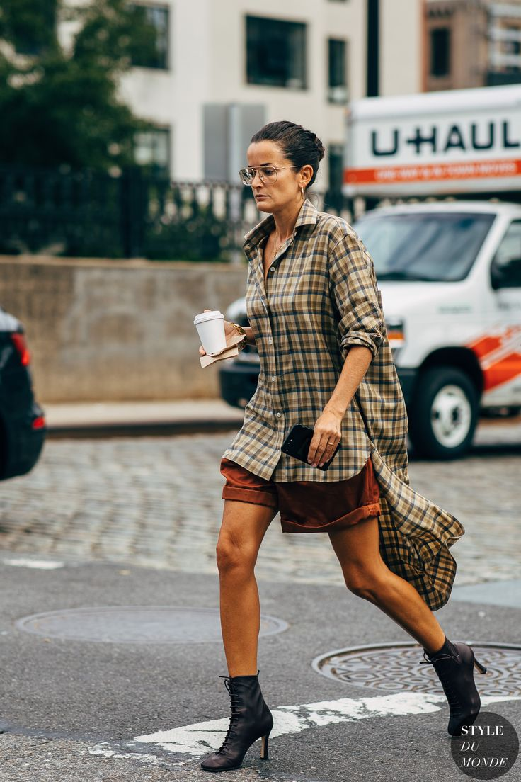 New York SS 2020 Street Style: Lucy Chadwick