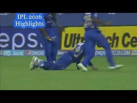 Top 10 Best catches in IPL 2016 Cricket History